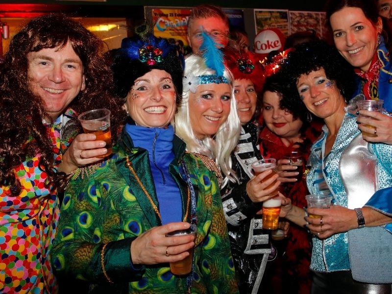 Carnaval in Brabant gezelligheid