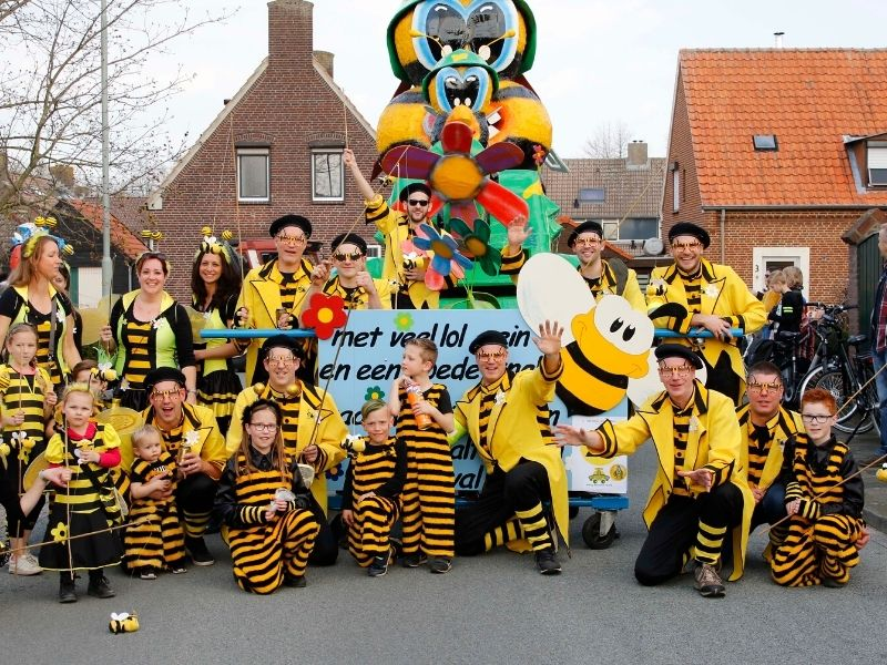 Optocht carnaval